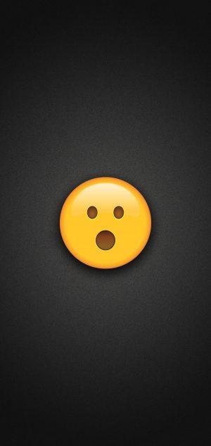 Surprised Face Emoji Phone Wallpaper 300x633 - Sunglasses Emoji Phone Wallpaper