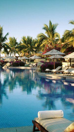 Tropical Resort Vacation Wallpaper 1080x1920 300x533 - Nature Wallpapers