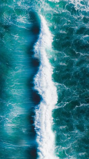Wave Surf Ocean Wallpaper 1080x1920 300x533 - Nature Wallpapers