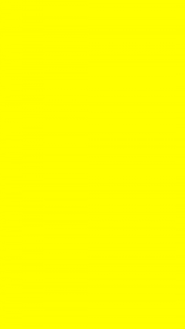 Yellow Solid Color Background Wallpaper for Mobile Phone 600x1067 - Yellow Solid Color Background Wallpaper for Mobile Phone